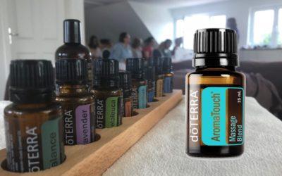 AromaTouch™ – Mischung ätherische Öle