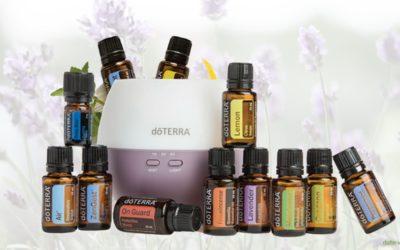 Ätherische Öle für den gesunden Alltag – Das Home Essentials Kit