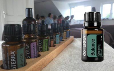 Balance ™ –  die Erdende Mischung ätherischer Öle