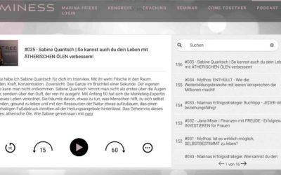 feminess Podcast Interview: Sabine Quaritsch