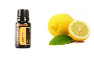 ätherisches Lemon Öl