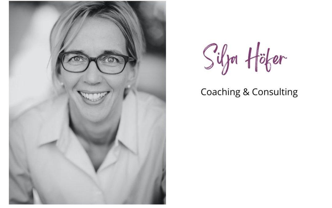 Durch Kommunikation und Transformation die eigenen Ziele erreichen –  mit Silja Höfer