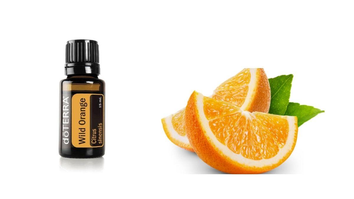 ätherisches Wild Orange Öl von doTERRA