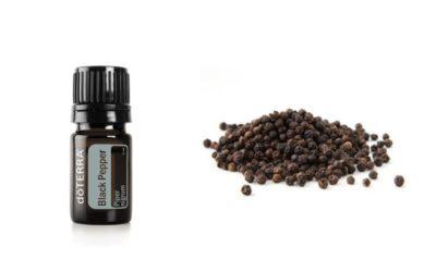 ätherisches Black Pepper Öl