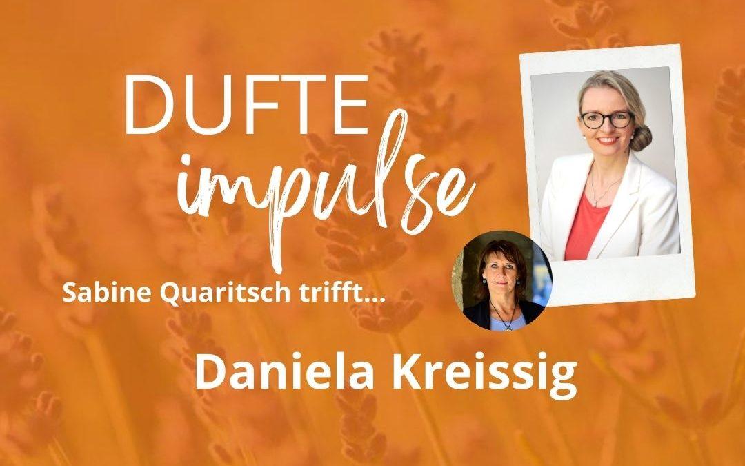 Dufte Impulse mit Daniela Kreissig