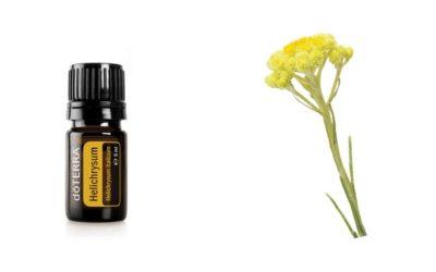 ätherisches Helichrysum Öl – Strohblume