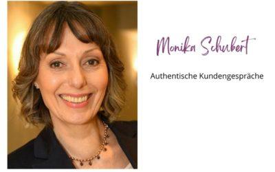 Authentische Kundengespräche – ein Online Workshop mit Monika Schubert