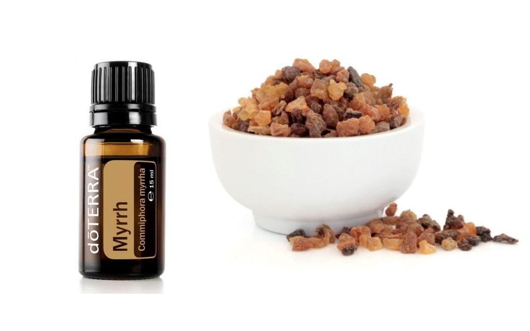 Myrrhe – ätherisches Myrrh Öl