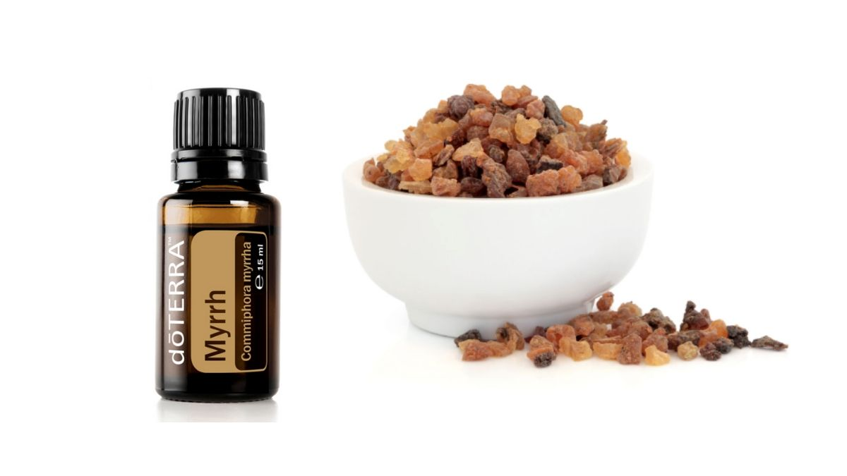 ätherisches Myrrh Öl von doTERRA