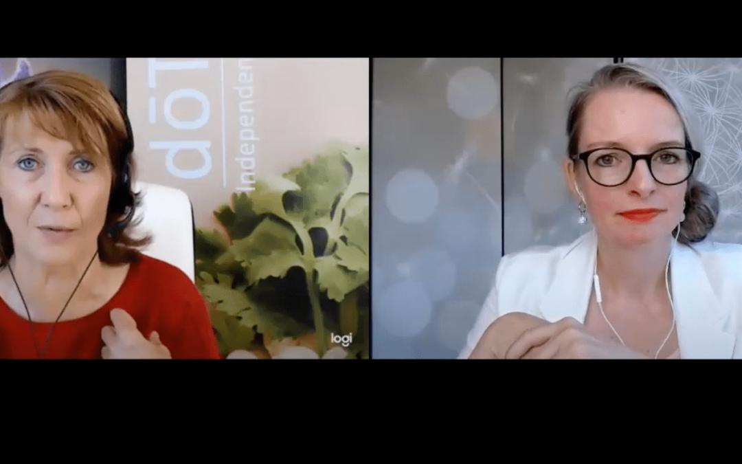 Sabine Quaritsch im Interview bei Daniela Kreissig