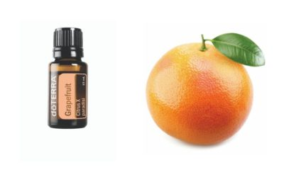 doTERRA ätherisches Öl: Grapefruit