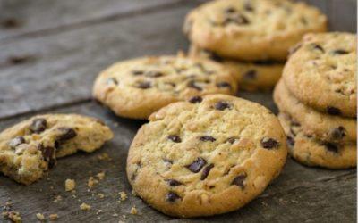 Spearmint-Schokoladen-Cookies mit ätherischem Öl von doTERRA