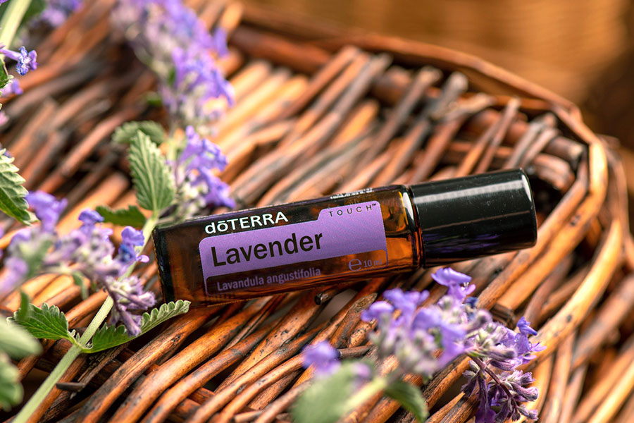Lavendel Touch doTERRA