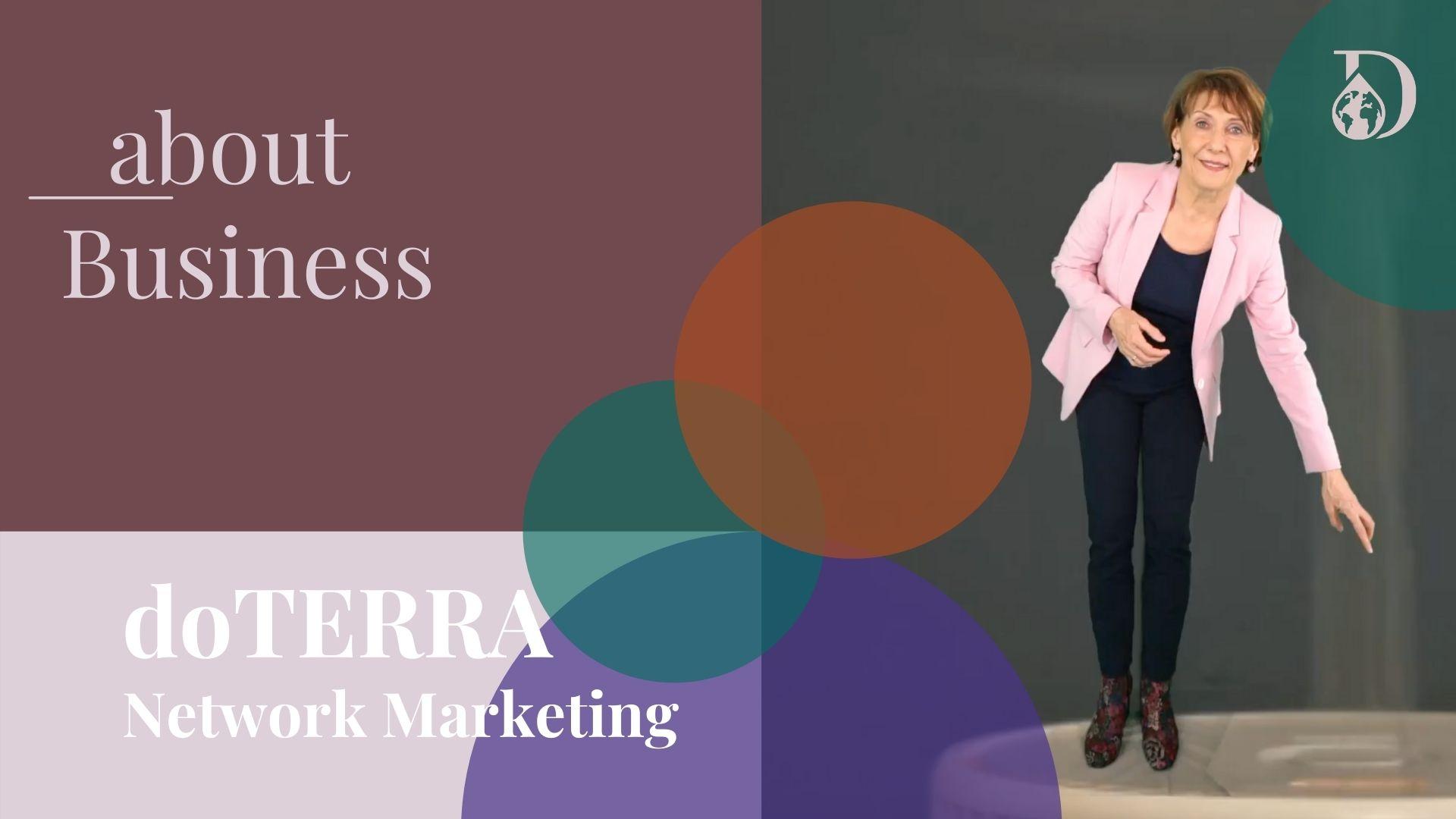 doTERRA Network Marketing für Einsteiger