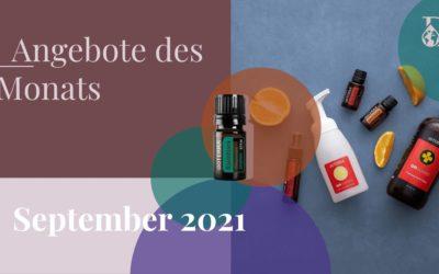 Angebote, News und Events im September 2021